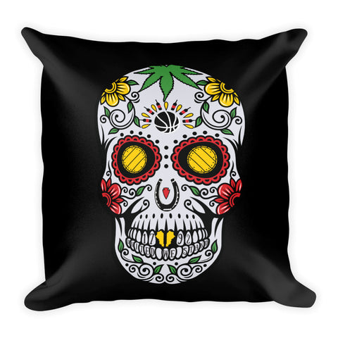 DAY OF THE KENTUCKY DEAD Square Pillow