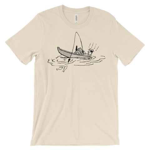 KENTUCKY FISH BAIT Unisex short sleeve t-shirt