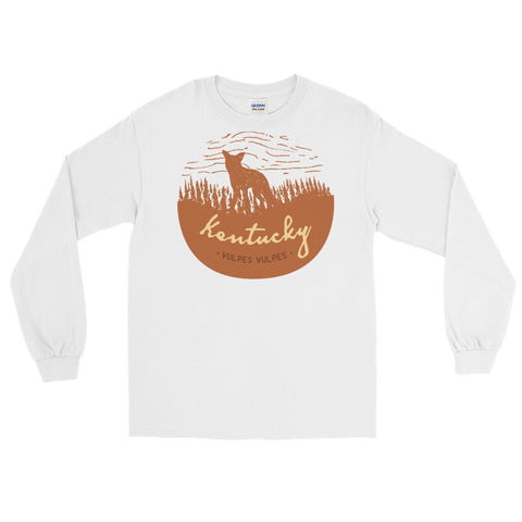 KENTUCKY RED FOX Long Sleeve T-Shirt