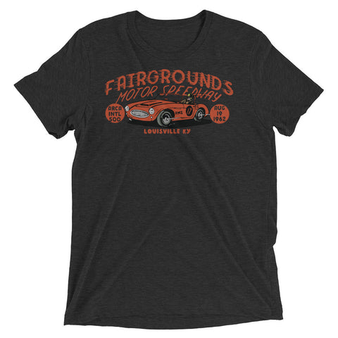 FAIRGROUNDS MOTOR SPEEDWAY Short sleeve t-shirt