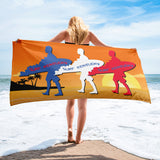 SURF KENTUCKY Towel