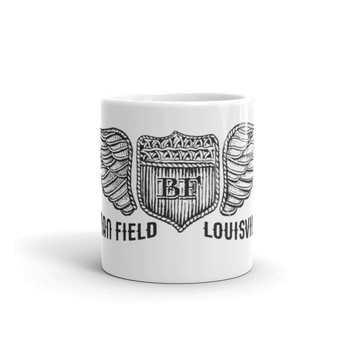 BOWMAN FIELD AIRPORT LOUISVILLE Mug