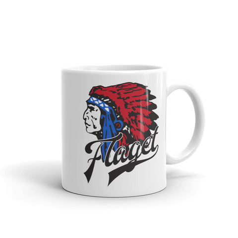 Flaget High School Braves Mug
