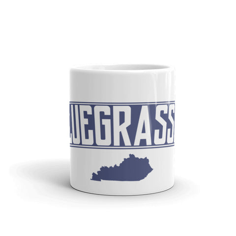 BLUEGRASSED Coffee Mug