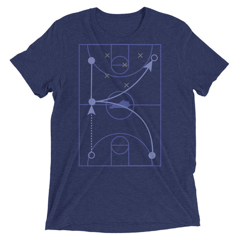 "BASKETBALL ""K"" PLAY Short sleeve t-shirt"