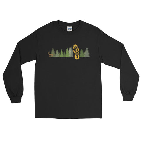 KENTUCKY TRAIL HIKE Long Sleeve T-Shirt