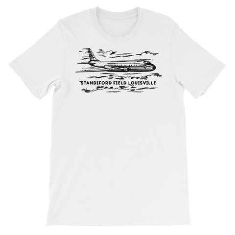 STANDIFORD FIELD Unisex short sleeve t-shirt