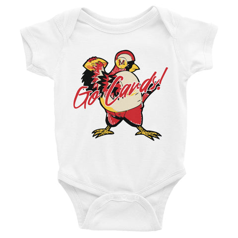 Mayfield Cardinals Infant Bodysuit