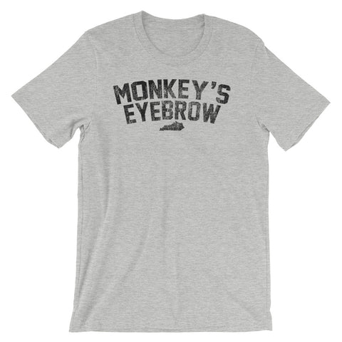 MONKEY'S EYEBROW Short-Sleeve Unisex T-Shirt