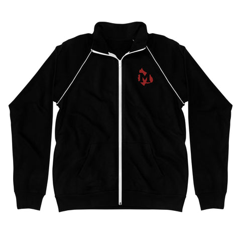 "Mayfield Cardinals ""Big M"" Piped Fleece Jacket"