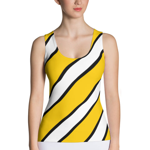 DANVILLE KENTUCKY STRIPES Sublimation Cut & Sew Tank Top