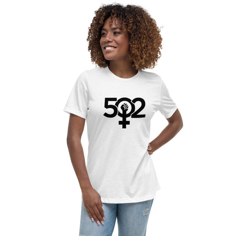 502 Girl Power Women's Relaxed T-Shirt