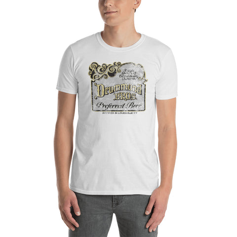 Vintage Drummond Brothers beer Short-Sleeve Unisex T-Shirt