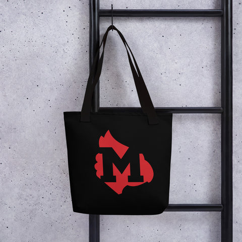 "Mayfield Cardinals ""Big M"" Tote bag"