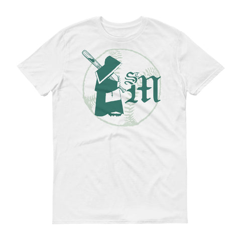 ST. MARY'S COLLEGE BASEBALL Short-Sleeve T-Shirt