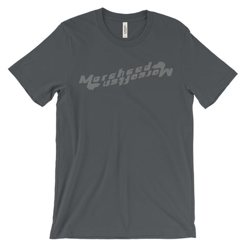 MOREHEAD (gray) Unisex short sleeve t-shirt