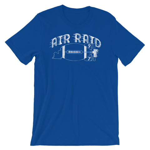 AIR RAID! Unisex short sleeve t-shirt