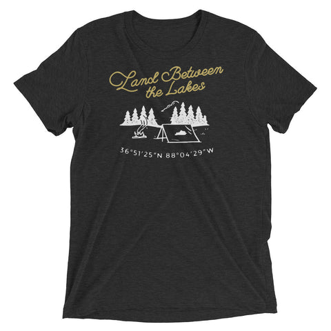LAND BETWEEN THE LAKES CAMPSITE Short sleeve t-shirt