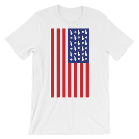 UNITED STATES OF KENTUCKY Unisex short sleeve t-shirt