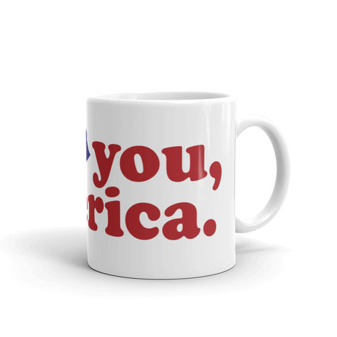 I Kentucky You, America Mug
