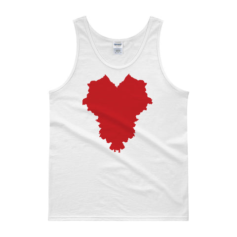 THE HEART OF AMERICA Tank top
