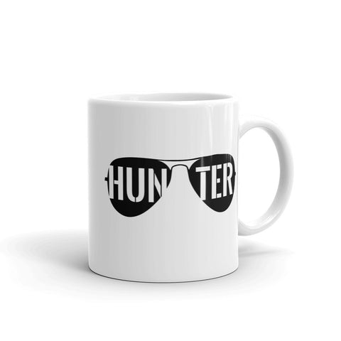 HUNTER S. THOMPSON GONZO & AVIATORS Mug