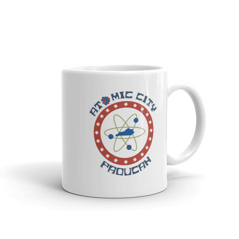 PADUCAH ATOMIC CITY Mug
