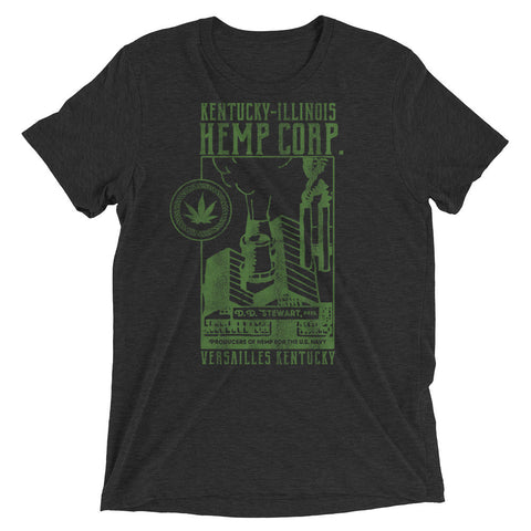 KENTUCKY-ILLINOIS HEMP CORP. Short sleeve t-shirt