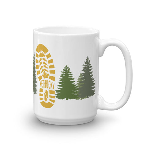 KENTUCKY TRAIL HIKE Mug