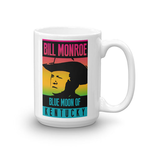 BILL MONROE BLUE MOON OF KENTUCKY Mug