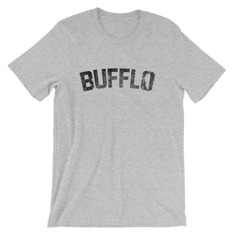 BUFFALO Short-Sleeve Unisex T-Shirt