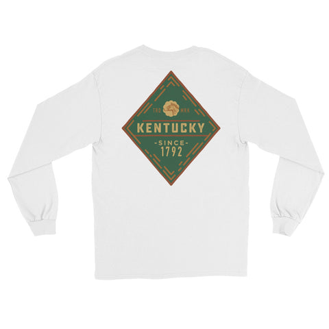 KENTUCKY, SINCE 1792 (#2) Long Sleeve T-Shirt
