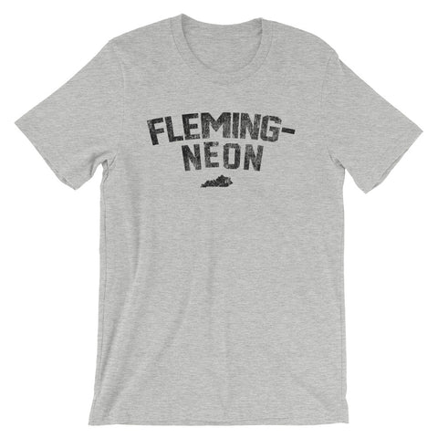 FLEMING-NEON Short-Sleeve Unisex T-Shirt