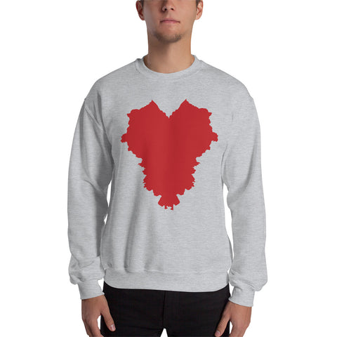Heart of Kentucky Sweatshirt