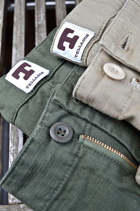 Tellason Fatigue Pants