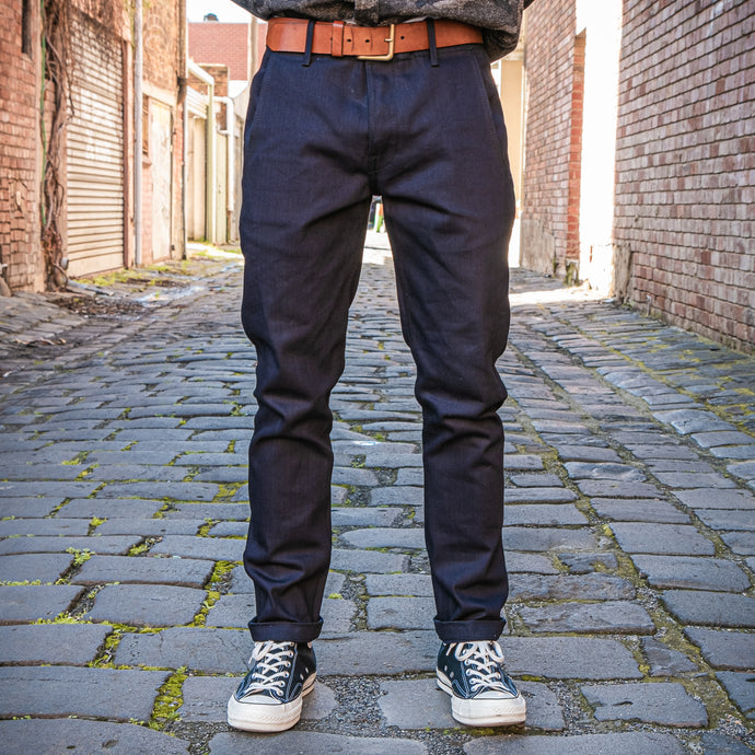 RGT-Rogue Territory dark indigo infantry pants