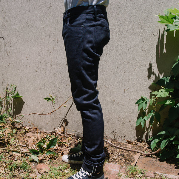 Rogue Territory - 16.75oz Slub SK in Double Indigo