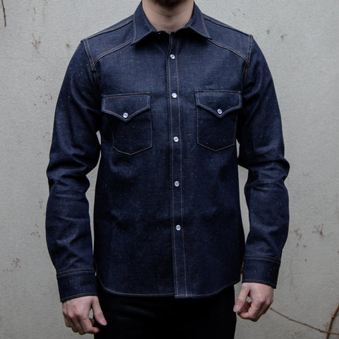 RGT-Western Shirt// Neppy Denim