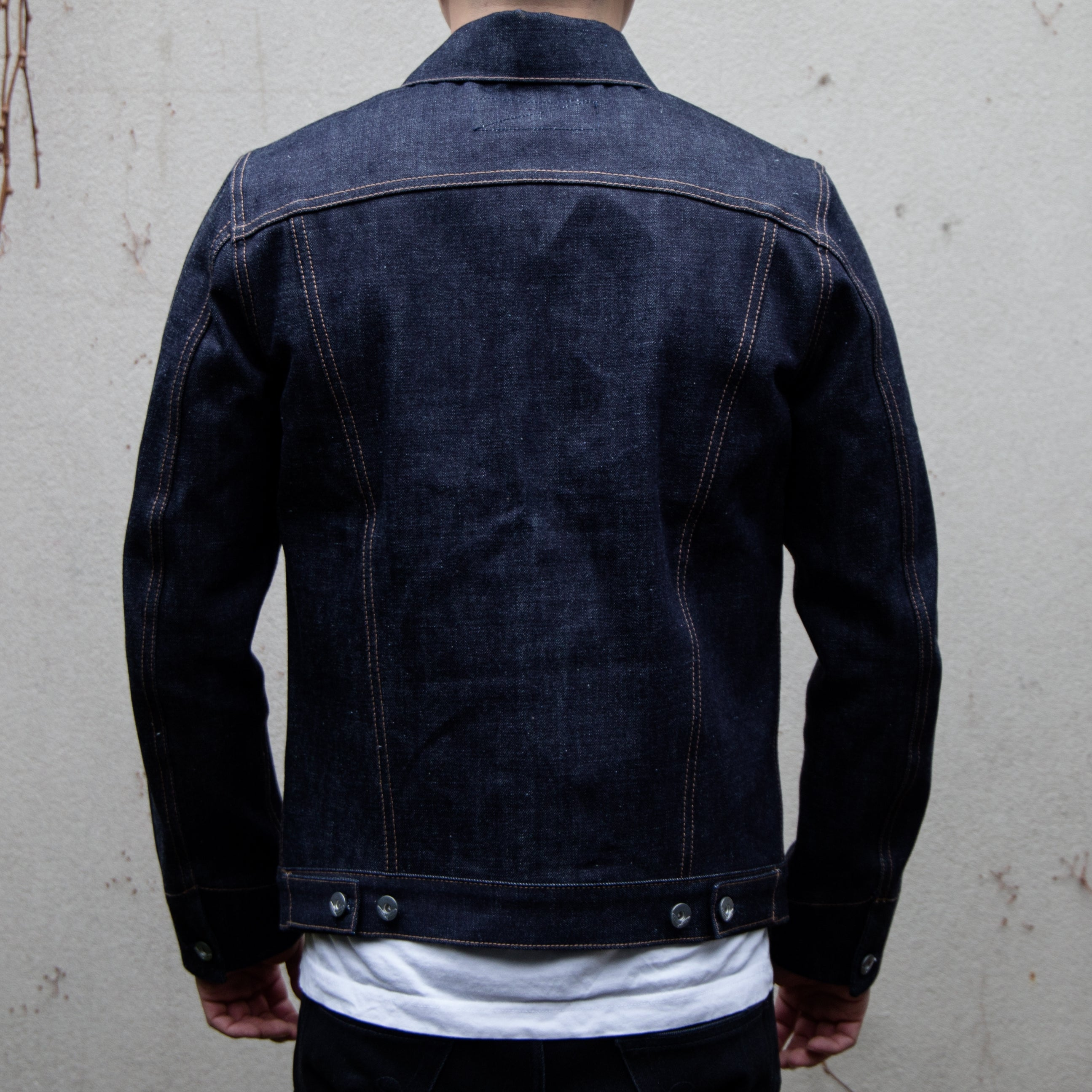 Load image into Gallery viewer, Rogue Territory -15oz Supply Jacket in Indigo