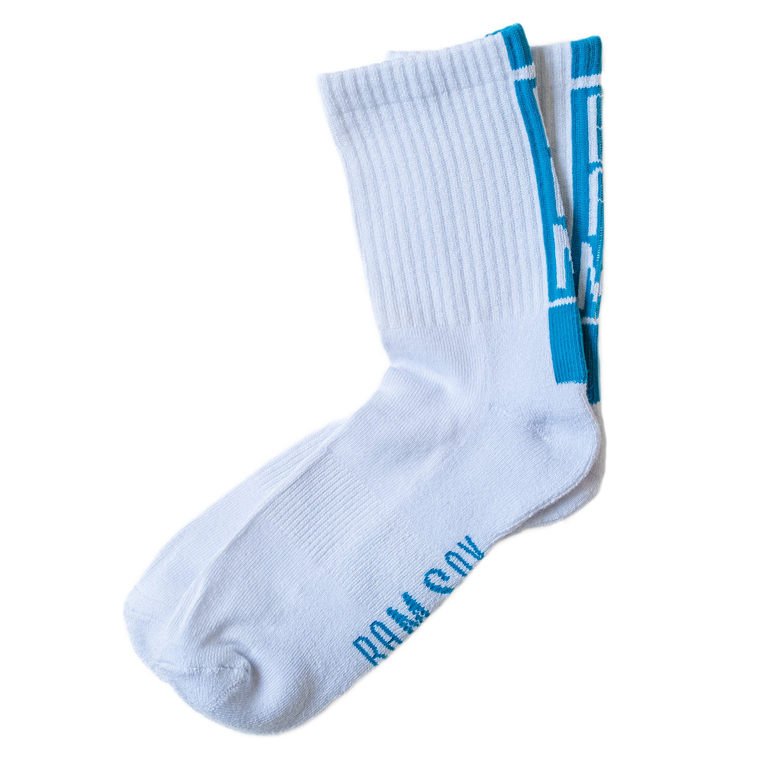 Load image into Gallery viewer, BAM SOX sport sock- White