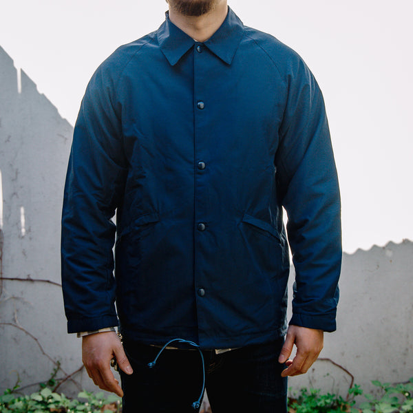 Tellason Coach's Jacket- Navy