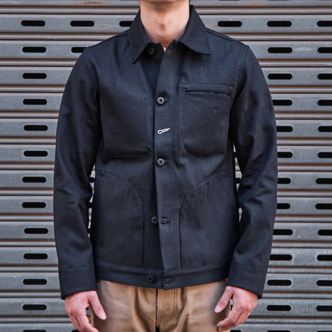 Rogue Territory -13.5oz Supply Jacket in Dark Indigo
