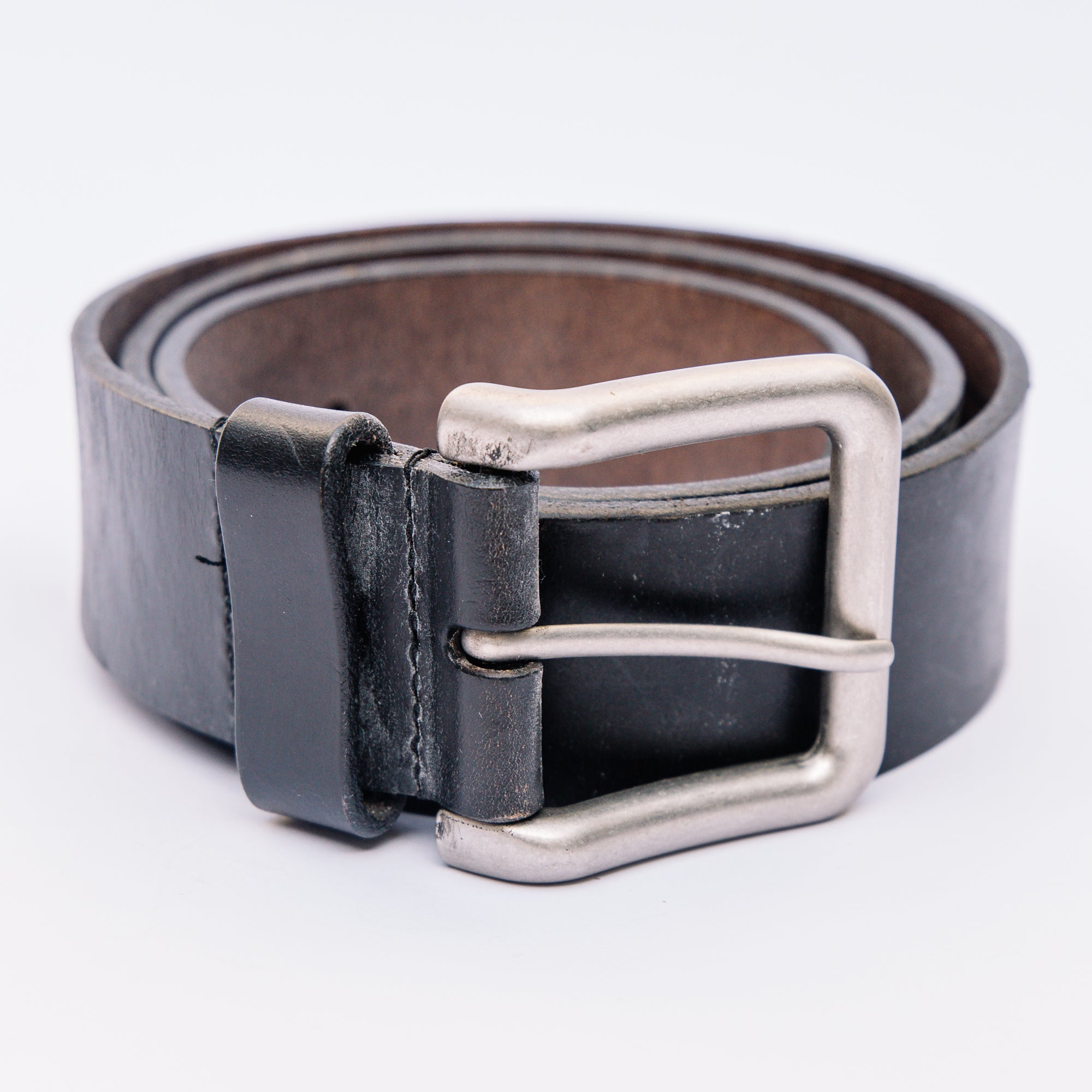 Load image into Gallery viewer, Helm Boots belt- Silver Buckle