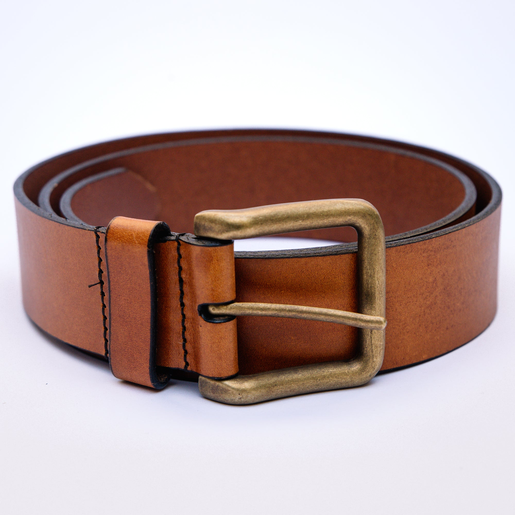 Load image into Gallery viewer, Helm Boots belt- Brass Buckle
