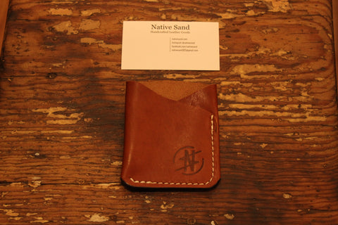 Native Sand- Ivan Cardholder