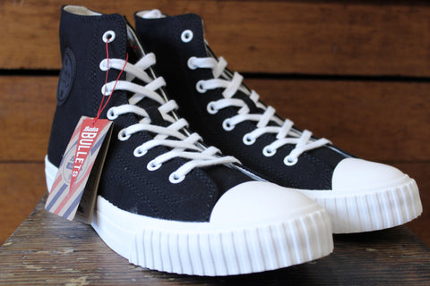 Bata Bullet Black/White