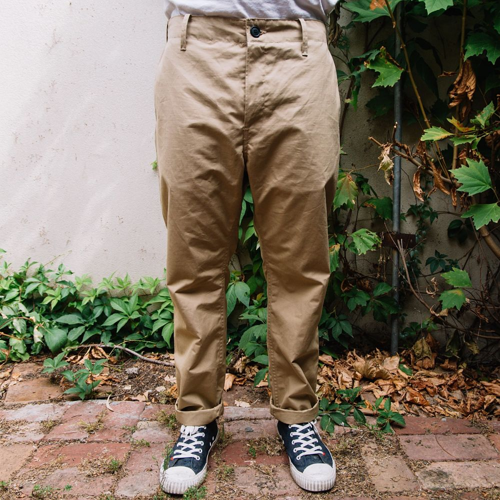 Load image into Gallery viewer, Rogue Territory - Boarder Pant in Khaki Ripstop