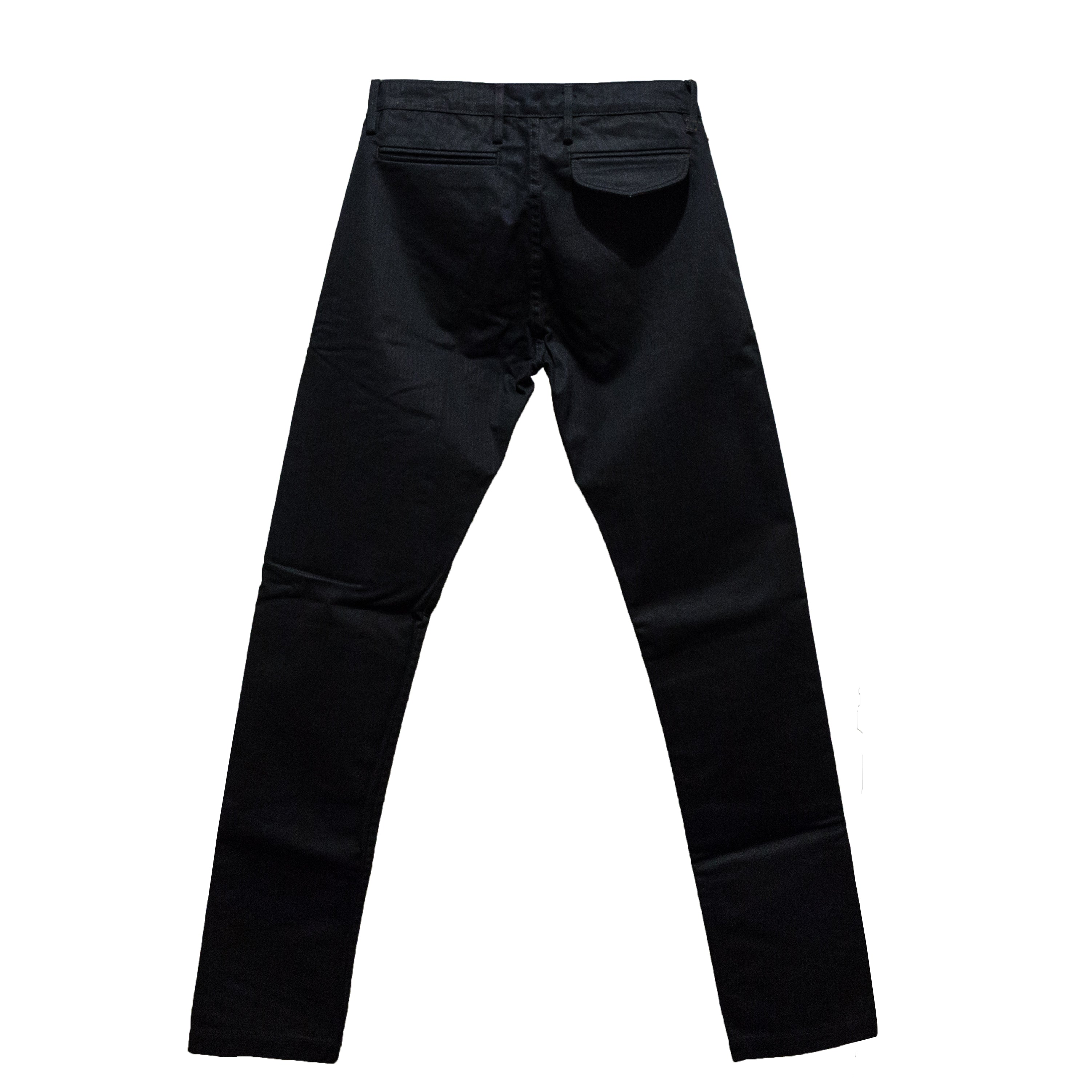 Load image into Gallery viewer, RGT-Officer Trousers// Graphite Herringbone