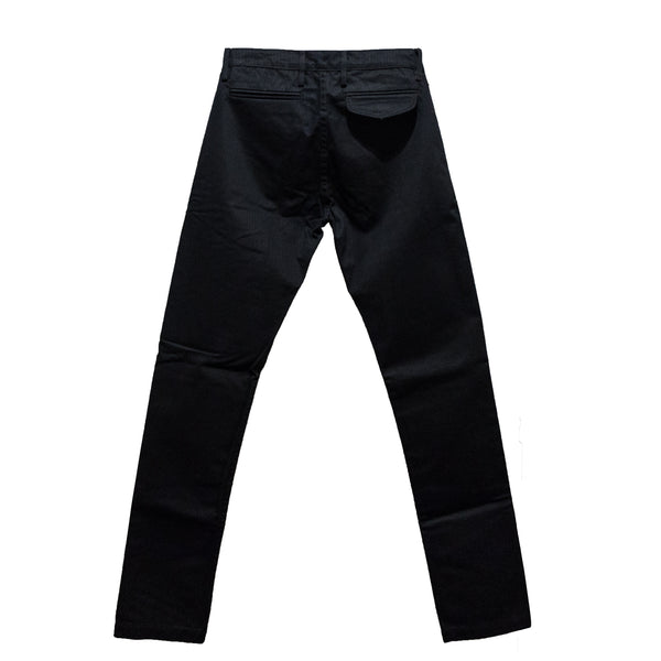 RGT-Officer Trousers// Graphite Herringbone