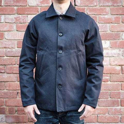 Rogue Territory - Peacoat in dark indigo